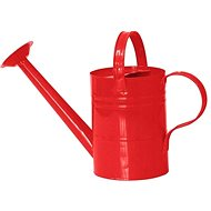 Woody Watering can red