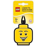 LEGO Iconic Luggage Tag - Head Boy - Luggage Tags