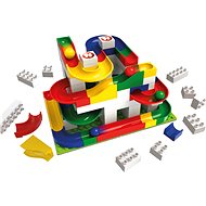 Hubelino Ball Track Building Set