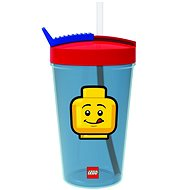 LEGO Iconic Classic red and blue - Drinking Bottle