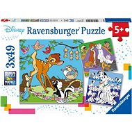 Ravensburger 80434 Disney Friends - Puzzle