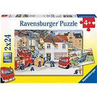 Ravensburger 88515 Call the Fire Brigade - Puzzle