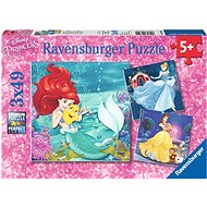 Ravensburger 93502 Disney Princess Adventure - Puzzle