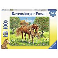 Ravensburger 105779 Horses in a Field