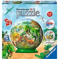 Ravensburger 3D 118380 The Empire of Dinosaurs - 3D puzzle