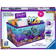 Ravensburger 3D Underwater World Storage Box 121151 - 3D puzzle