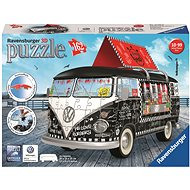 Ravensburger 3D VW Bus Food Truck 125258 - 3D puzzle
