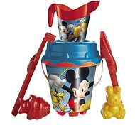 Mickey and Minnie Bucket with a Jug - Sand Tool Kit