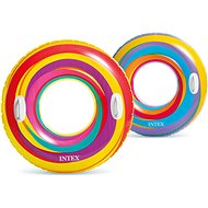 Intex inflatable ring with handles - Star