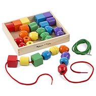 Primary Lacing Beads - Game set