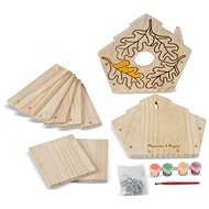 Build Your Own Wood Birdhouse - Creative Kit