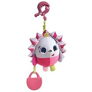 Tiny Love Meadow Days Jumpy Marie Hedgehog pink - Pushchair Toy
