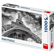Clouds above the Eiffel Tower - Puzzle