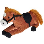Horse 31cm - light brown - Plush Toy