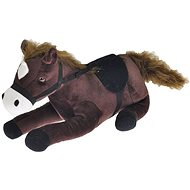 Horse - dark brown - Plush Toy