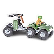 Cobi Small Army ATV w/Avenger