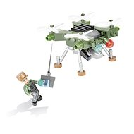 COBI Small Army Stealth Combat Drone 2151 - Building Kit