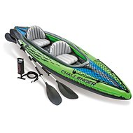 Challenger K2 Kayak with paddles - Inflatable Boat
