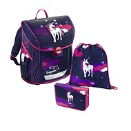 Baggymax Fabby Unicorn - School Set