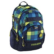 Coocazoo CarryLarry2 Lime District - School Backpack
