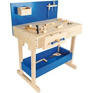 Small foot Work Bench with Accessories