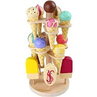 Small Foot Ice Cream Stand - Wooden Toy