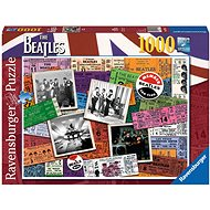 Ravensburger 197514 The Beatles: Tickets - Puzzle