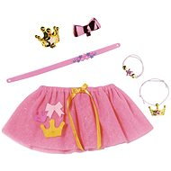 BABY Born Butik Tutu Skirt with Accessories - Doll Accessory