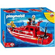 Playmobil 3128 Firefighter with water gun - Building Kit