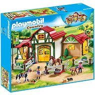 Playmobil 6926 Large ranch for horses - Building Kit