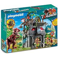 Playmobil 9429 Base camp and T-Rex - Building Kit