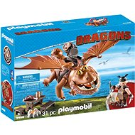 Playmobil 9460 Fish Legs and Meat Lug