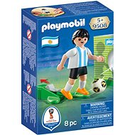 Playmobil 9508 Football Player Argentina