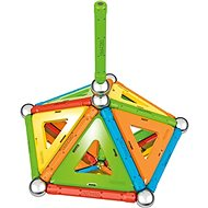 Geomag Confetti 50 - Magnetic Building Set