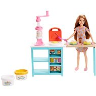 Barbie Stacie Breakfast Set - Doll
