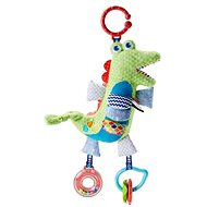 Fisher-Price Crocodile with activities - Baby Rattle & Teether
