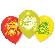 Amscan Happy Birthday Balloons 6pcs