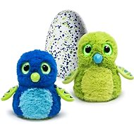 Hatchimals Draggles Green - Interactive Toy