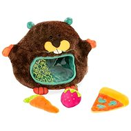 B-Toys Yumsy Tumsy - Fill and Spill Beaver - Plush Toy