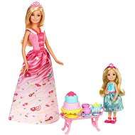 Mattel Barbie Sweet tea party - Doll