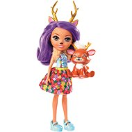 Enchantimals Doll with Danessa Deer - Doll