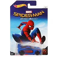 Hot Wheels - Marvel Spider-man Themed Car - Toy Vehicle