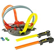 Hot Wheels - Roto Revolution Track Set - Game set