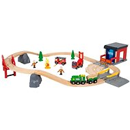 Brio Rescue Emergency Train - Train Set