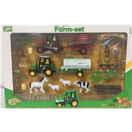 Farm Set with Animals and Tractors - Figure Set