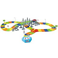 Variable Track with Turner - Slot Car Track