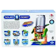 Solar Robot 6-in-1 - Electronic building kit