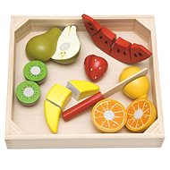 Woody Cutting Board - Fruit with Melon