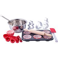 Woody Kitchenware set - Bake muffins