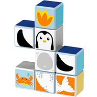 Magicube - Polar Animals - Magnetic Building Set